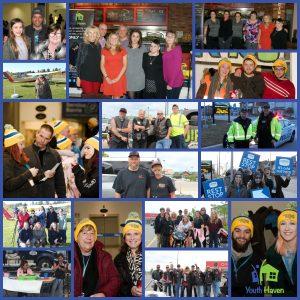 Youth Haven Volunteers