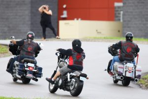 Motorcycle enthusiasts took part in the Ride for Youth Haven fundraising event which left the Innisfil Recreational Complex on Saturday, July 28, 2018. Kevin Lamb for BarrieToday.