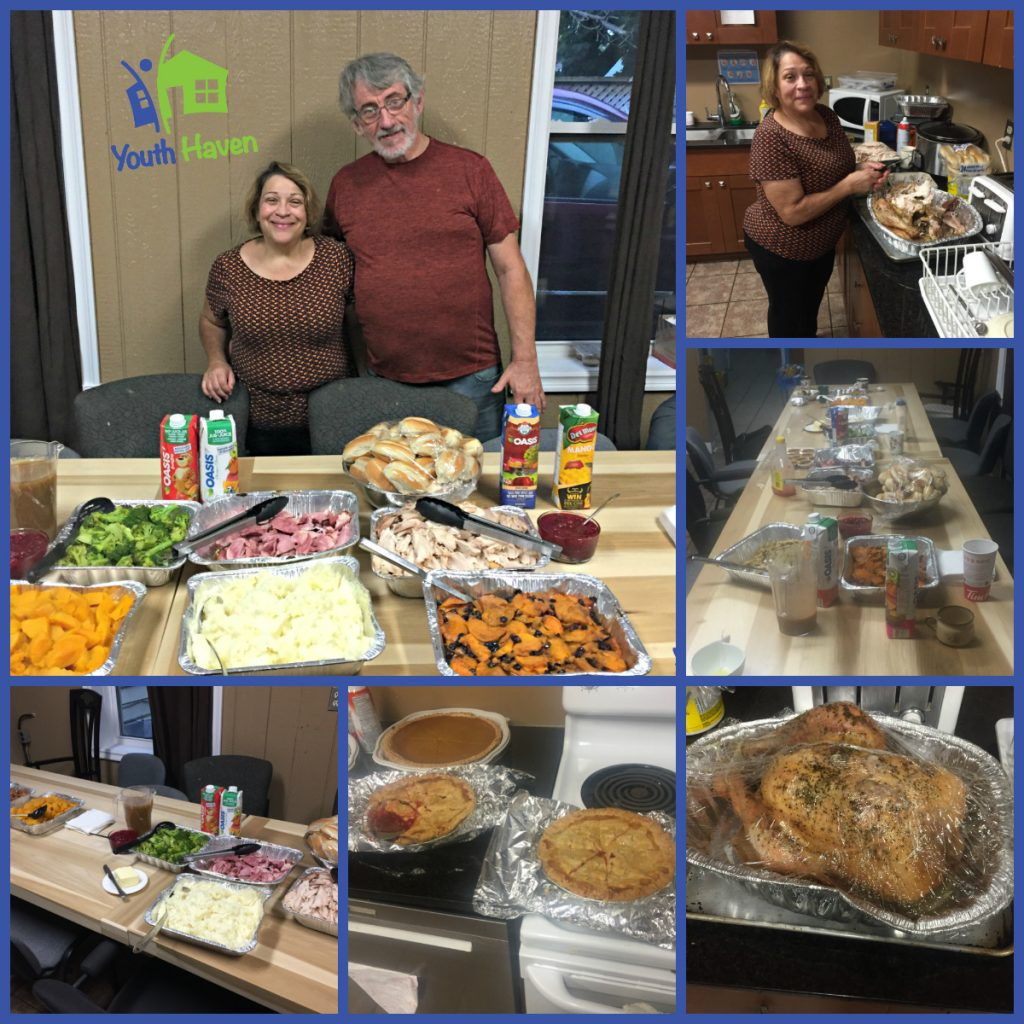Youth Haven Thanksgiving
